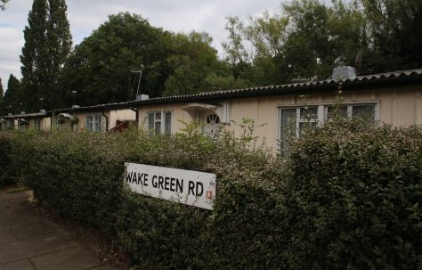 Moving Prefab: Wake Green Road, Grade II listed Phoenix prefabs