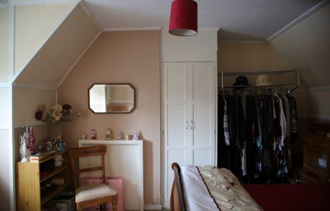 Bedroom, Swedish house, Pool-in-Wharfedale