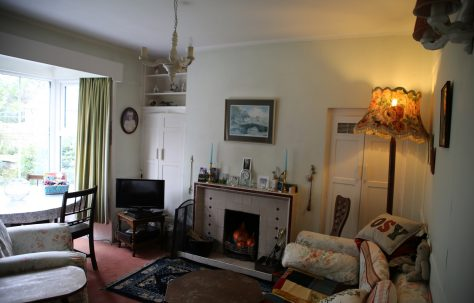 Living room, Swedish house, Pool-in-Wharfedale