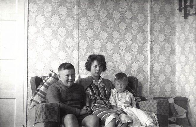 Michael, Doreen and David. Beecher Drive, Halesowen