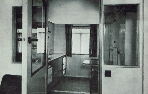 Portal House. Exhibition, Tate Gallery 1944