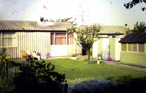My childhood home in Coventry