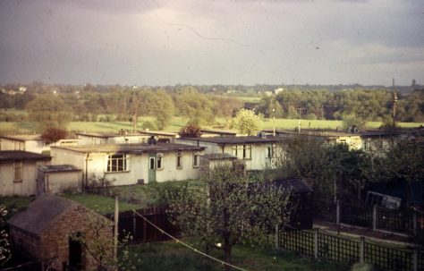 Uni-Seco prefabs on Hornbeam Road, Buckhurst Hill