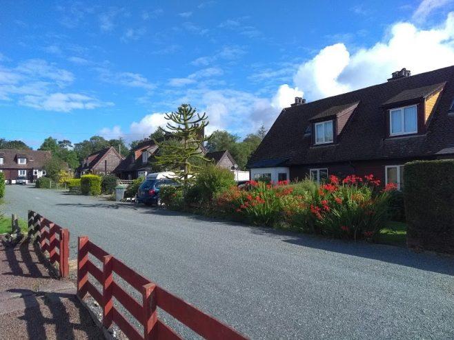 Swedish houses Dundeugh   Will Graham