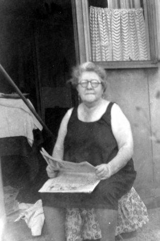 Mrs Bowen, No 3 Reaston Street, London SE14 | John Winter