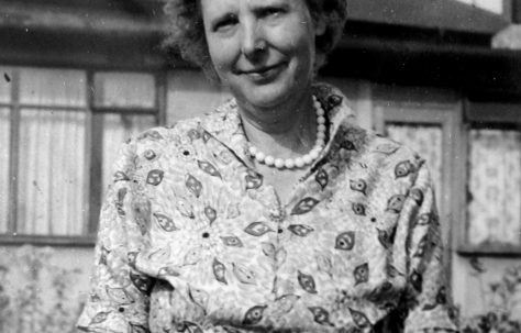 John's mother Mary Winter. Reaston Street, London SE14