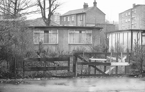 Photos of prefabs in Westbourne Drive, Forest Hill, Lewisham