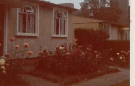 Front garden, 170 Metchley Lane, Edgbaston