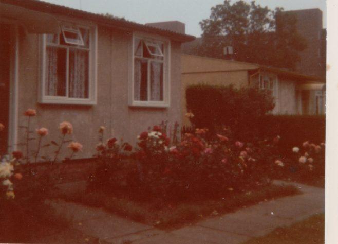 Front garden, 170 Metchley Lane, Edgbaston