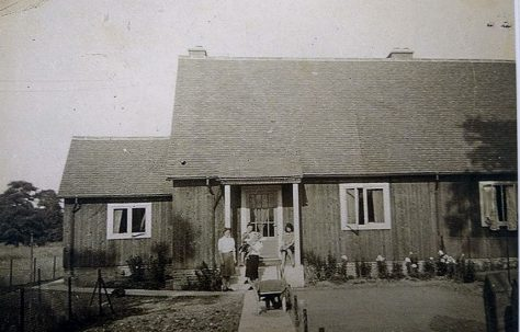 Swedish dormer bungalow. Swallow Street, Iver Heath, Buckinghamshire