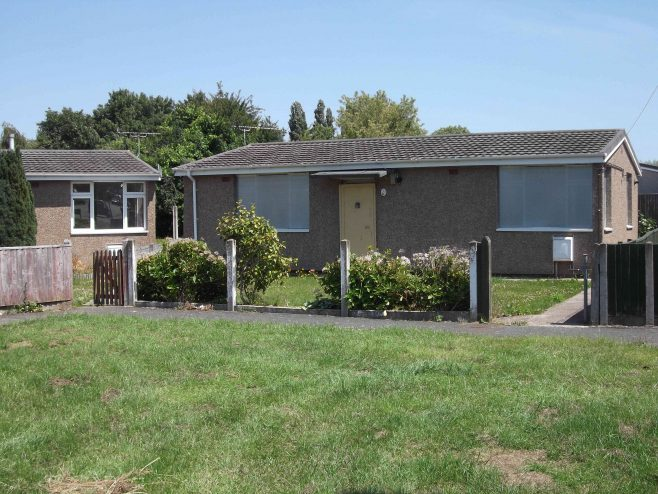 Tarran Prefabs in Chestnut Drive and Pine Grove, Hereford | Andrew Hassam