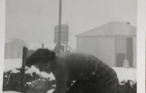 Hainault, Winter 1947