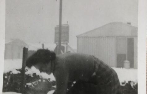 Hainault, Winter 1947