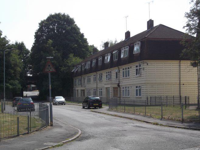 Hunderton Road, Hereford 04   Andrew Hassam
