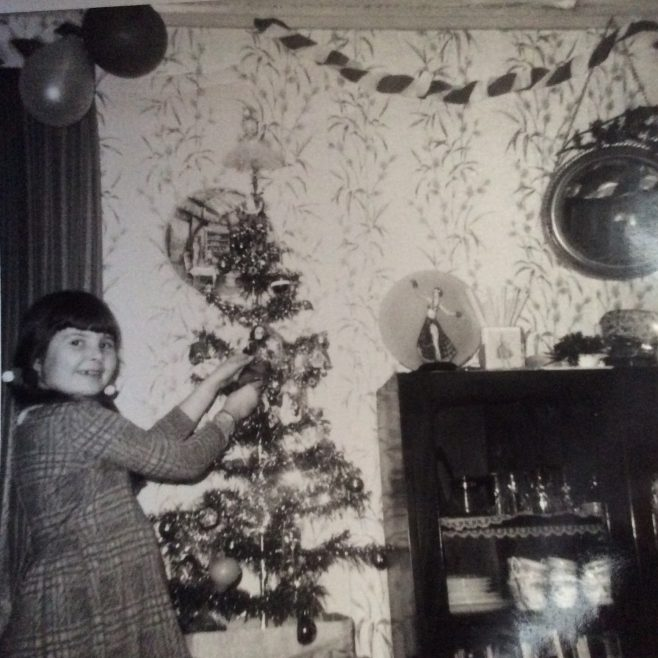 Christmas mid 1960s Rochford Road, Southend on Sea | Polyanna