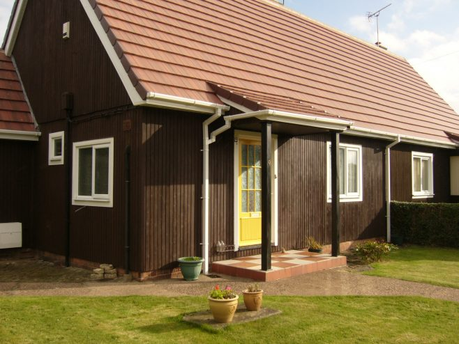 Swedish dormer bungalow | Ron Bartlett