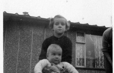 November 55 1st birthday at Lockley Crescent, Hatfield, Hertfordshire