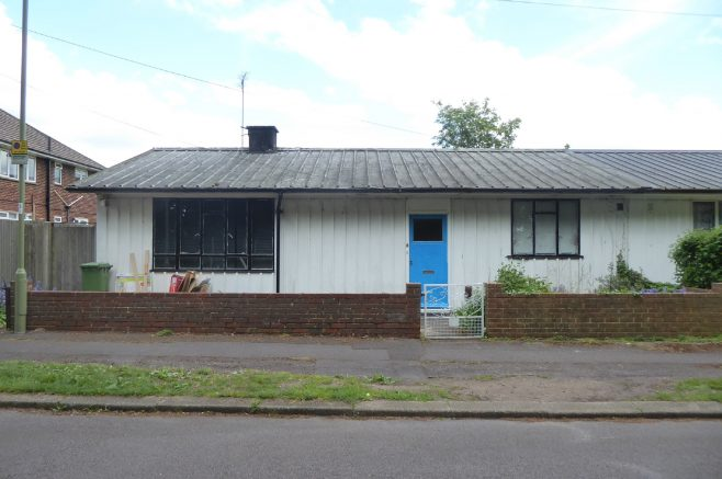 Hawksley BL8 bungalow, Beach Close, Hamble-le-Rice | Robert Hill