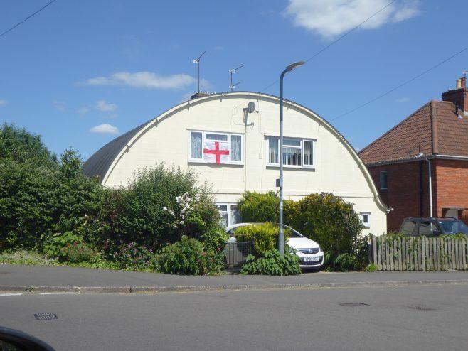 Nissen-Petren house, Goldcroft Road, Yeovil | Robert Hill