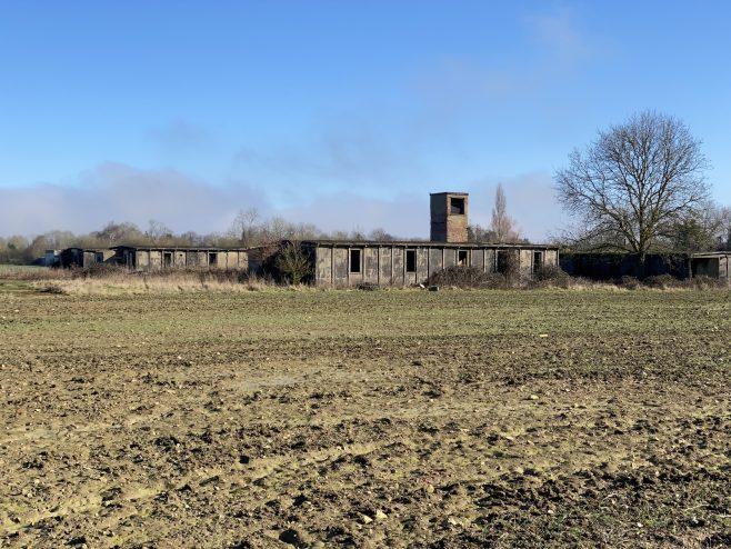 BCF Huts. Bourn, Cambridgeshire | Keith Bath
